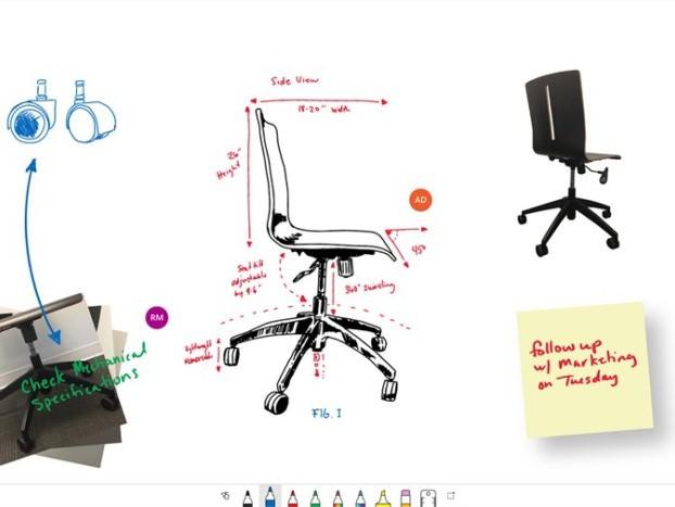 Microsoft Whiteboard adds 'digital canvas' collaboration to Windows 10