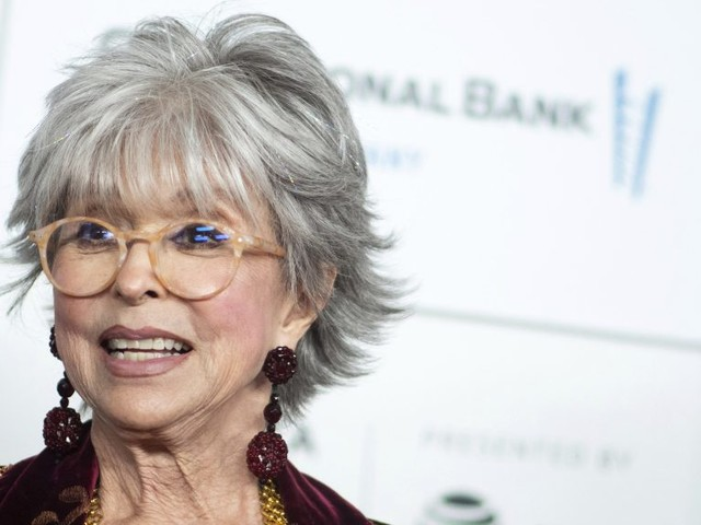"""Rita Moreno Defends Lin-Manuel Miranda In Wake Of 'In The Heights' Controversy: """"You Can Never Do Right, It Seems"""""""