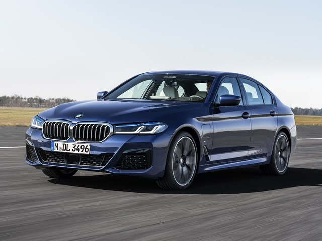 Everything You Need to Know About The Facelifted 2021 BMW 5 Series