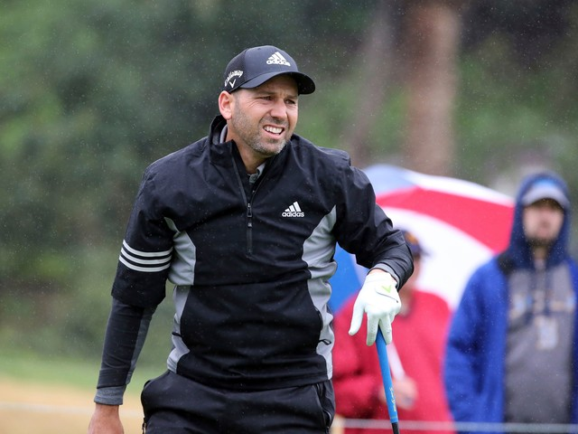 Sergio Garcia apologizes for damaging greens: 'I want to face my mistakes head on'