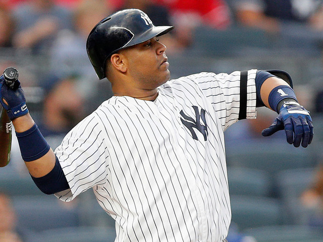 Yankees duo glad to see David Ortiz 'looking healthy'