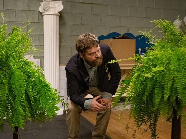 Netflix's Between Two Ferns movie is thin, but that's no problem