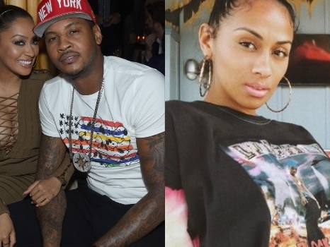 '#Explainthat': Carmelo Anthony's Alleged Former Mistress Inserts Herself Into His New Cheating Rumor
