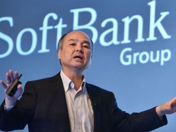 Softbank Shares Tumble As Investors Waver Over New Fund After WeWork Farce