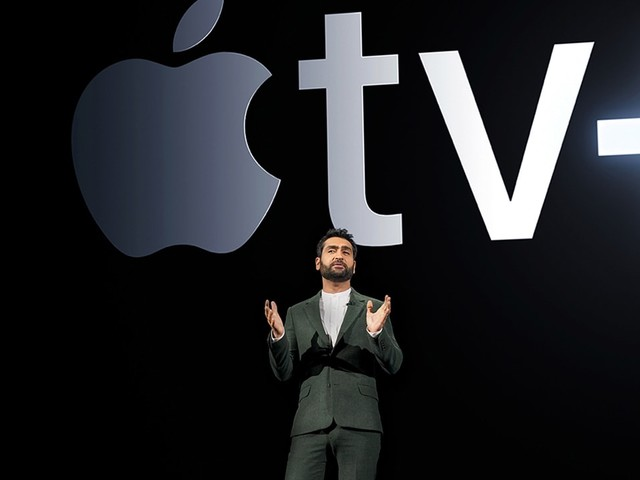 Apple's Apple TV+ streaming service will reportedly launch in November for $9.99/month