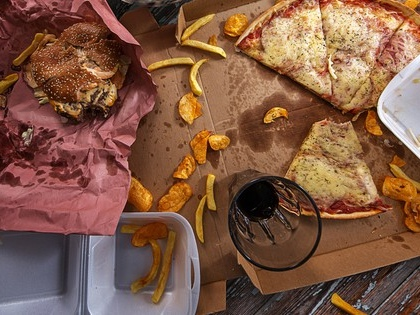Overeating is really terrible for the planet