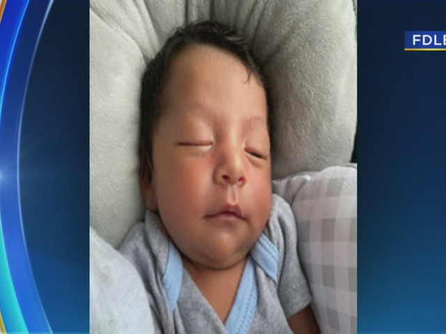 Coconut Creek 2-Week-Old Joshua Quinteron Found Just Outside Orlando