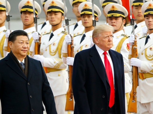 Beijing calls for a 'people's war' against the US as Trump threatens tariffs on another $300 billion of Chinese goods in all-out trade battle