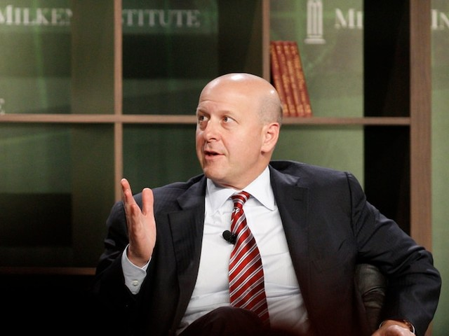 Goldman Sachs CEO: The chance of recession is 'still relatively low' (GS)