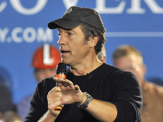 Mike Rowe: Americans about to see 'what capitalism is really all about'