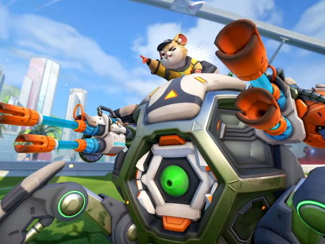 Overwatch Summer Games 2019 is here with new weekly challenges