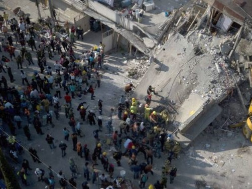 The Morning After: Mexican Earthquake Leaves Over 248 Dead, Millions Without Electricity