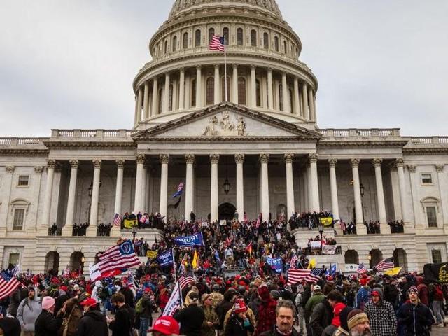 Utah teacher calls for the deaths of Republican senators at the next 'riot at the Capitol'