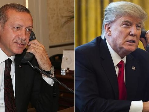 In Last Minute Phone Call Before 'Imminent' Syria Invasion, Erdogan Agrees To Meet Trump Over 'Safe Zone'