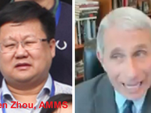 Fauci's NIH Funded Wuhan Military Scientist Who Died Mysteriously After Filing COVID Vaccine Patent