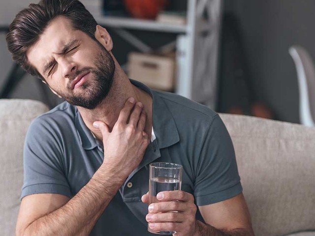 Effectively Treat Your Sore Throat — Naturally
