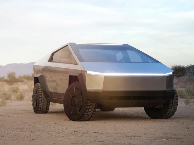 Blade Runner's art director Syd Mead is a huge fan of Tesla's new Cybertruck (TSLA)