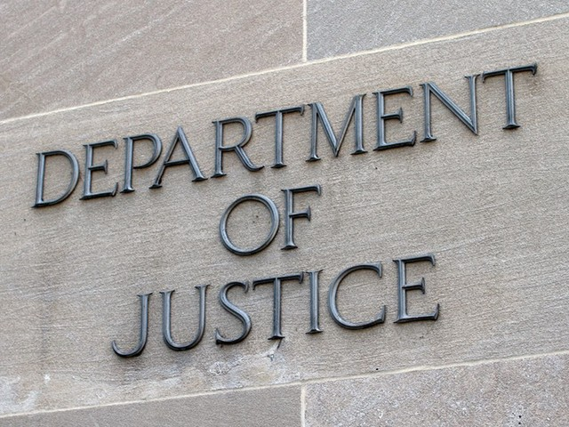 The Justice Department is demanding information on visitors to an anti-Trump website