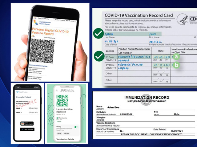 Proof Of Vaccination Must Be Shown With Photo ID To Get Into LA County Indoor Events Of 1,000 Or More Attendees