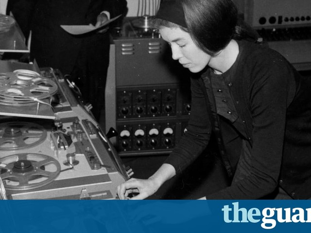 Doctor Who theme's co-creator honoured with posthumous PhD
