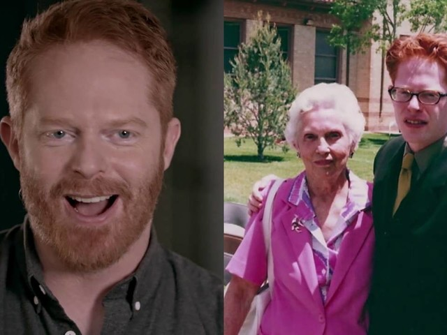 Jesse Tyler Ferguson Learns He Is His Late Grandmother's Favorite