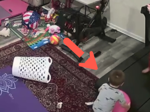"""FedsWarn Parents To """"Stop"""" Using Peloton Treadmill After Child's Death, Release Horrifying Video"""