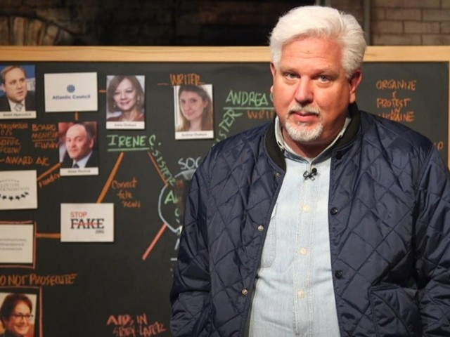 Glenn Beck uncovers MORE evidence of DNC collusion with Ukraine to sabotage the Trump campaign in 2016