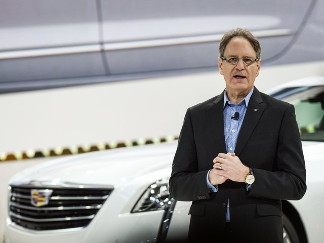 Turfed Cadillac Boss Weighs in on Decision (and So Does Lutz)