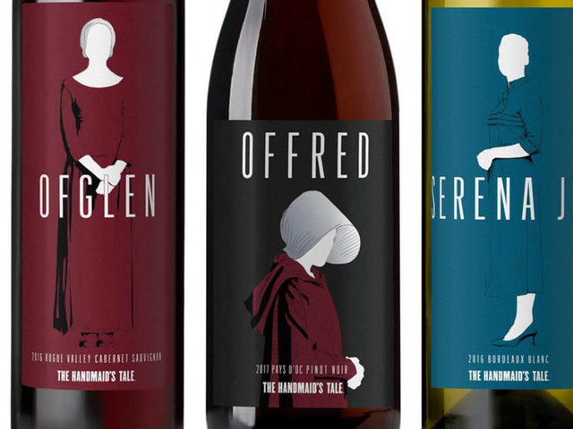 'Handmaid's Tale' Wines Pulled Within A Day Of Backlash