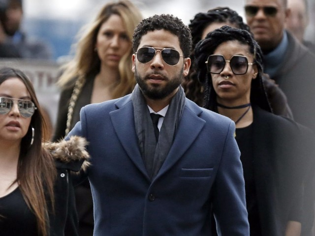 'Empire' Actor Jussie Smollett Pleads Not Guilty In Alleged Hate Crime Hoax