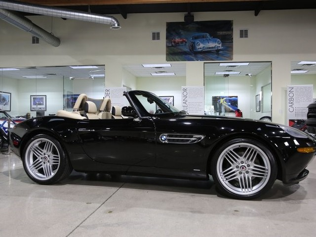 2003 BMW Z8 ALPINA Roadster