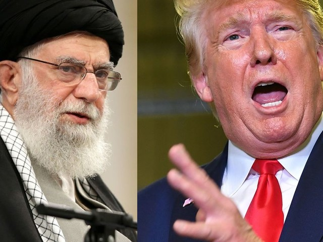 Iran's Supreme Leader calls Trump a 'clown' during first sermon in eight years, and he just fired back in a tweet