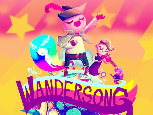 Wandersong Is Now Available For Xbox One (And Included In Xbox Game Pass)