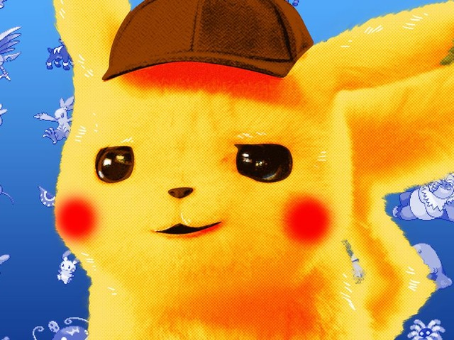 In 'Detective Pikachu,' If You Know You Know