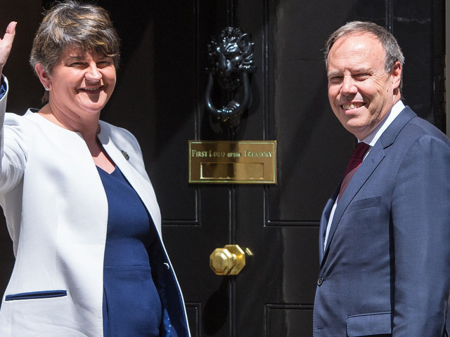 DUP 'Belatedly Playing Hardball' With Tories As Deal Falters Ahead Of Queen's Speech