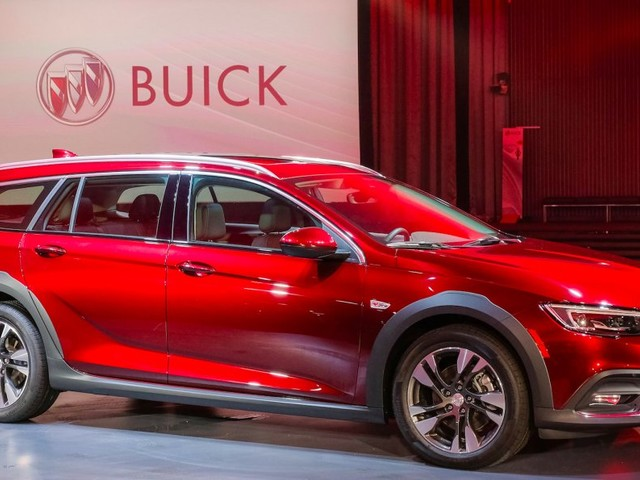 Buick's new Regal is primed to take on Audi and BMW (GM)