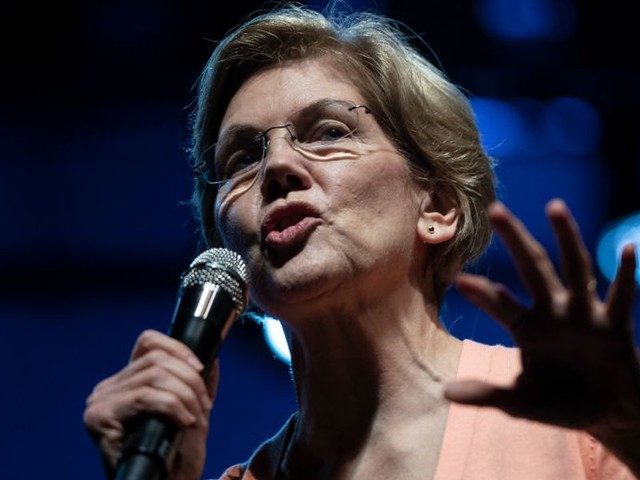 Polls show Elizabeth Warren on track to lose her own state on Super Tuesday