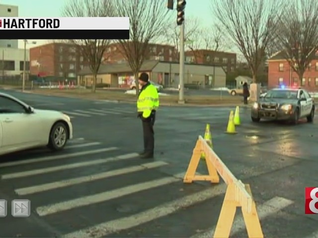 Hartford water main break to impact morning traffic