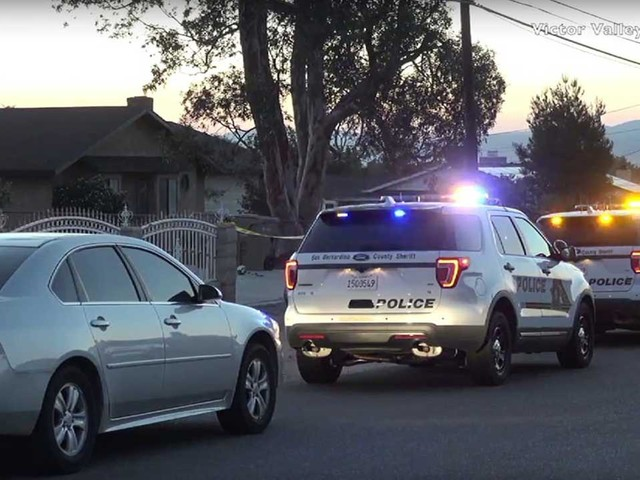 Hesperia family tied up, robbed at gunpoint during home invasion