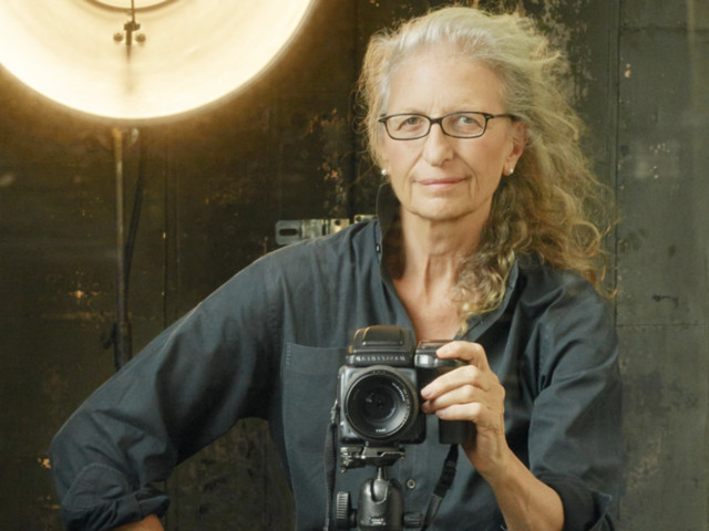 Annie Leibovitz Teaches Photography in Her First Online Course