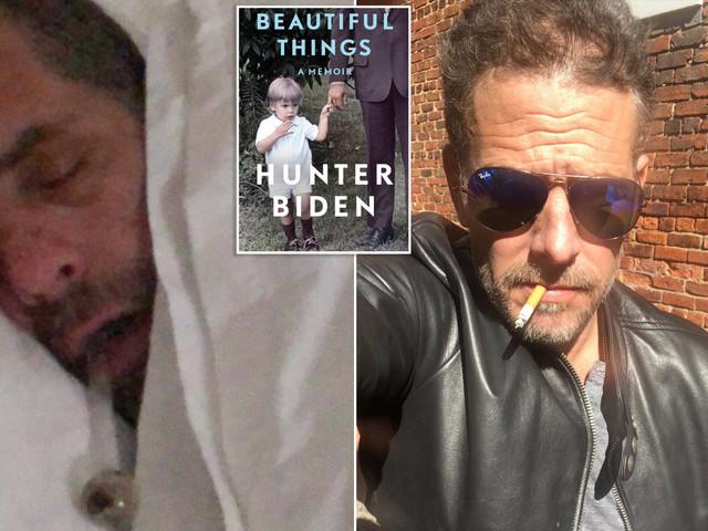 Hunter Biden's memoir dives into gritty details of his crack addiction