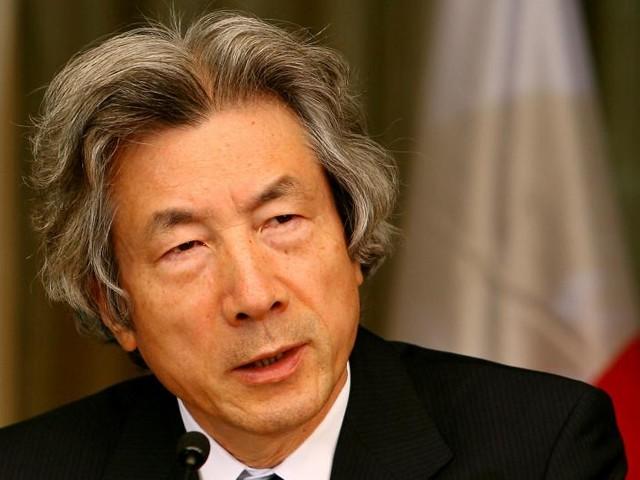 Junichiro Koizumi suggests Japan's Abe resign following scandals
