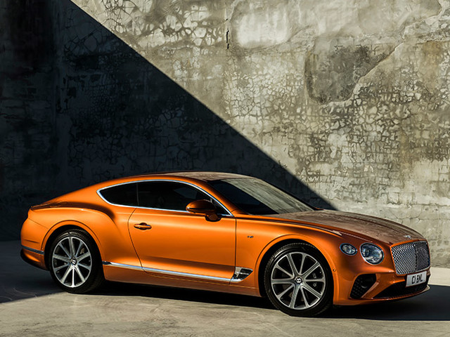 2020 Bentley Continental GT V8 Review: A Continent Crusher Steps Up Its Game