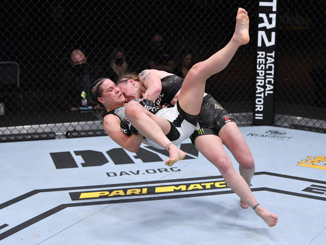 Shevchenko sisters post victories at UFC 255