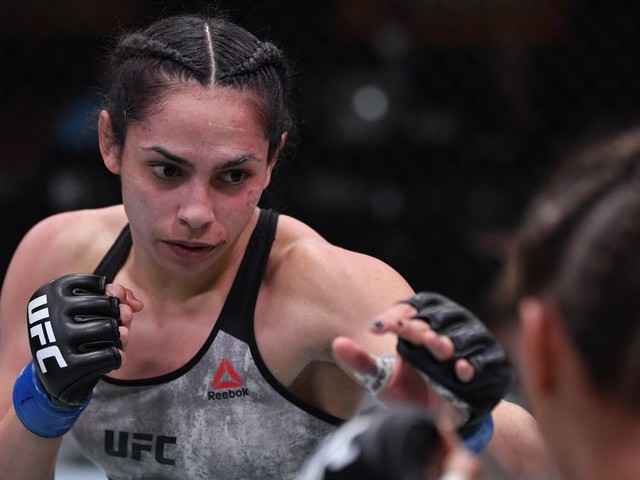 Lipski suffered facial fracture at UFC 255