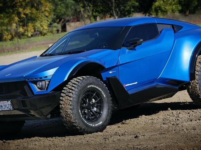 720 HP Laffite G-Tec X-Road Is A $465,000 Reborn Off-Road Supercar