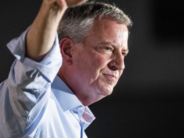 NYC Mayor Bill de Blasio drops out of the 2020 presidential race
