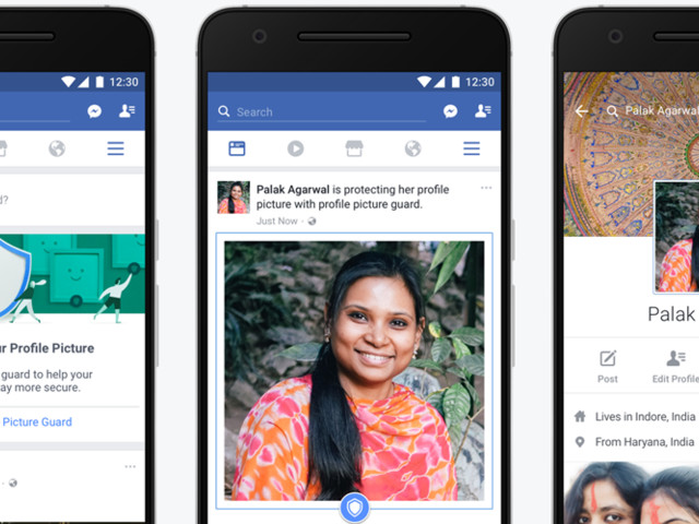 Facebook testing feature to protect profile photos from download or misuse