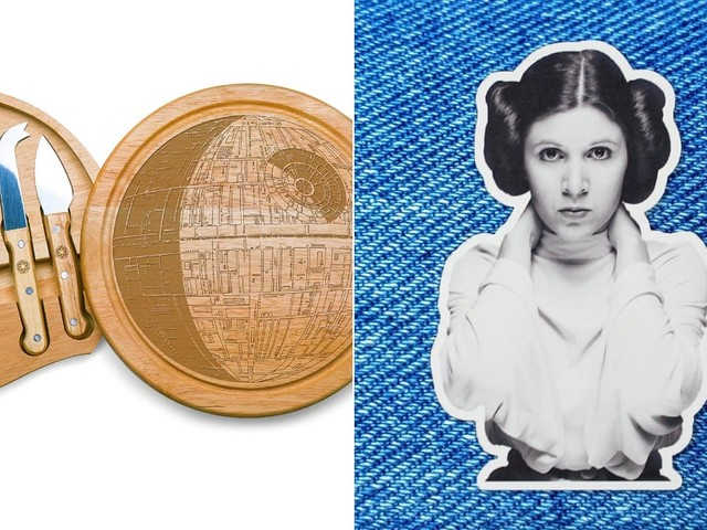 May the Force Be With These 100+ Star Wars Gifts That Are Out of This Galaxy