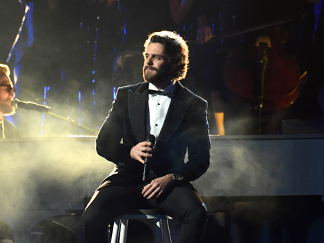 Thomas Rhett Flubs & Forgets Lyrics Live Ironically While Performing 'Remember You Young' At CMAs